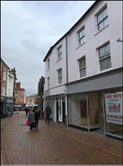 854 SF High Street Shop for Rent  |  3 Parsons Street, Banbury, OX16 5LW