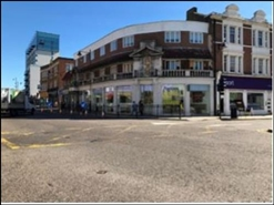2,128 SF High Street Shop for Rent  |  36 - 37 The Town, Enfield, EN2 6LA