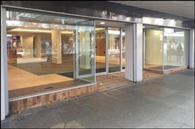 2,308 SF High Street Shop for Rent  |  85-87, Huddersfield, HD1 2TW