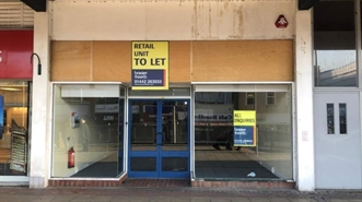 806 SF High Street Shop for Rent  |  145 Marlowes, Hemel Hempstead, HP1 1BB