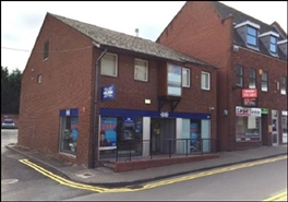 323 SF High Street Shop for Rent  |  22 St Andrew'S, Droitwich Spa, WR9 8DY