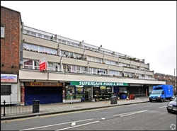 9,500 SF High Street Shop for Sale | 318 - 328 Hornsey Road, London, N7 7HE
