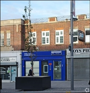 700 SF High Street Shop for Rent  |  2 Station Parade, Dagenham, RM9 5AW