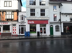 544 SF High Street Shop for Rent  |  6 New Canal, Salisbury, SP1 2AQ