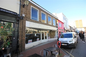 1,150 SF High Street Shop for Rent  |  13-14 Sydney Street, Brighton, BN1 4EN