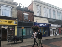 487 SF High Street Shop for Rent  |  73 Market Street, Crewe, CW1 2EY