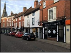 745 SF High Street Shop for Rent  |  15 Tamworth Street, Lichfield, WS13 6JP