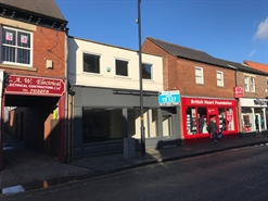1,977 SF High Street Shop for Rent | 48 Gowthorpe, Selby, YO8 4ET