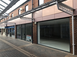 983 SF Shopping Centre Unit for Rent  |  Unit 38, Isaac Newton Shopping Centre, Grantham, NG31 6EE