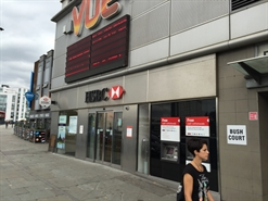 1,608 SF Shopping Centre Unit for Rent  |  Unit 16 West 12 Shopping Centre, Shepherds Bush, W12 8PP