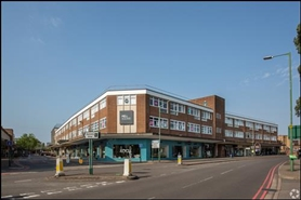 1,005 SF Shopping Centre Unit for Rent  |  26 - 28 Mill Lane, Solihull, B91 3BA