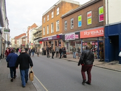 1,447 SF High Street Shop for Rent  |  40 High Street, Barnstaple, EX31 1BZ