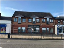 2,301 SF High Street Shop for Rent  |  380 - 384 Birmingham Road, Sutton Coldfield, B72 1YH