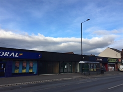 1,733 SF High Street Shop for Rent  |  Unit 2, 250 Balby Road, Doncaster, DN4 0QH