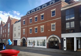 High Street Shop for Rent  |  Unit 1, Essex House, Colchester, CO3 3HH