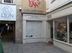 Shopping Centre Unit for Rent  |  7 Red Lion Yard, Colchester, CO1 1DX