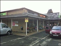 556 SF Out of Town Shop for Rent | Unit 2, Co-Operative Complex, Mirfield, WF14 8AN
