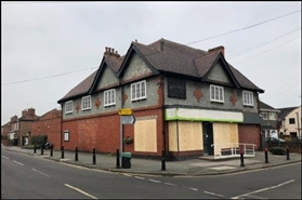 3,583 SF Out of Town Shop for Rent | 1 Rope Lane, Crewe, CW2 5DT