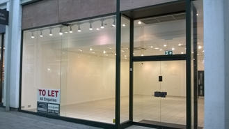 1,169 SF Shopping Centre Unit for Rent  |  Unit 19, The Priory Shopping Centre, Worksop, S80 1JR