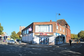 2,147 SF High Street Shop for Rent  |  2-5 City buildings, Portsmouth, PO1 4BD