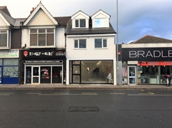 663 SF High Street Shop for Rent  |  155 London Road, Portsmouth, PO2 9AA