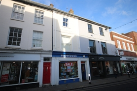 747 SF High Street Shop for Rent  |  20A The Hundred, Romsey, SO51 8BW