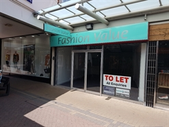 577 SF Shopping Centre Unit for Rent  |  Unit 23, The Priory Shopping Centre, Worksop, S80 1JR