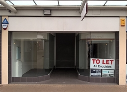 858 SF Shopping Centre Unit for Rent  |  Unit 32, The Priory Shopping Centre, Worksop, S80 1JR