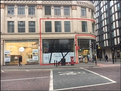 1,105 SF High Street Shop for Rent  |  The Dancehouse Theatre, Manchester, M1 5QA