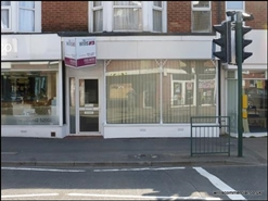 600 SF High Street Shop for Rent  |  537 Wimborne Road, Bournemouth, BH9 2AP