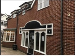 233 SF High Street Shop for Rent  |  Unit 5, Lichfield, WS13 6HH