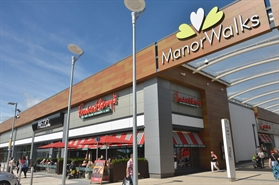 500 SF Shopping Centre Unit for Rent  |  Kiosk 10, Manor Walks Shopping Centre, Cramlington, NE23 6QP