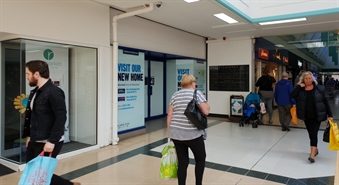 981 SF Shopping Centre Unit for Rent  |  Unit 22, Ryemarket Shopping Centre, Stourbridge, DY8 1HJ