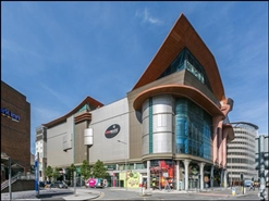 7,750 SF Retail Park Unit for Rent  |  Unit 1, Cineworld, Cardiff, CF10 2EN