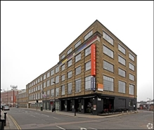 2,205 SF High Street Shop for Rent  |  Highgate Studios, London, NW5 1TL