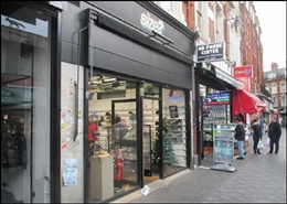 916 SF High Street Shop for Rent  |  12 Electric Avenue, London, SW9 8JX