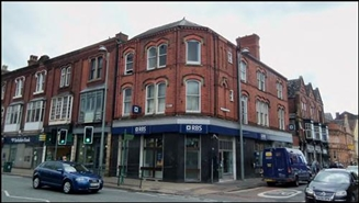 1,362 SF High Street Shop for Rent  |  1 Corporation Street, Hyde, SK14 1AQ