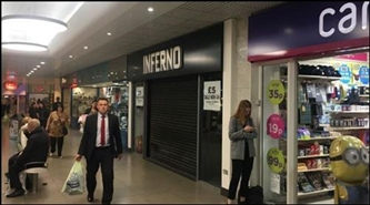 2,440 SF Shopping Centre Unit for Rent  |  St Johns Shopping Centre, Liverpool, L1 1LP