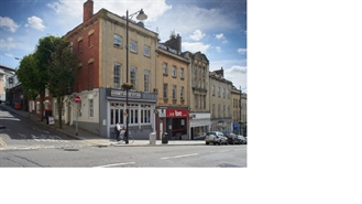 1,500 SF High Street Shop for Rent  |  74 Park Street, Bristol, BS1 5JX