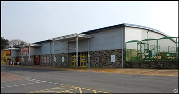 6,016 SF Retail Park Unit for Rent  |  Unit 2, Bodmin, PL31 2GA