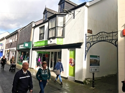 1,091 SF High Street Shop for Rent  |  27 Bridge Street, Haverfordwest, SA61 2AL