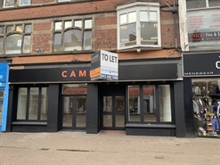 5,850 SF High Street Shop for Rent  |  6-8 Station Street, Burton upon Trent, DE14 1AN