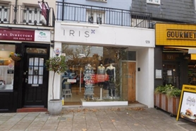 1,350 SF High Street Shop for Sale  |  129 Chiswick High Road, Chiswick, W4 2ED