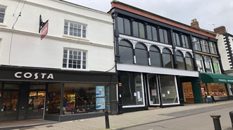 3,016 SF High Street Shop for Rent | 40 High Street, Whitchurch, SY13 1BB