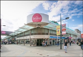 1,764 SF Shopping Centre Unit for Rent  |  1 Brunel Plaza, Brunel Shopping Centre, Swindon, SN1 1LF