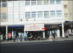 827 SF High Street Shop for Rent  |  18 Sidwell Street, Exeter, EX4 6NN