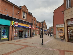 1,535 SF Shopping Centre Unit for Rent  |  Unit 12 St Marys Place Shopping Centre, Market Harborough, LE16 7DR
