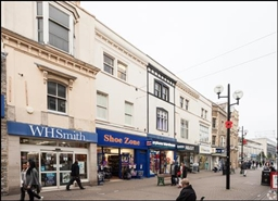 649 SF High Street Shop for Rent  |  38 High Street, Weston Super Mare, BS23 1JA