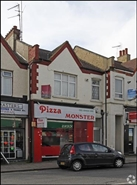 354 SF High Street Shop for Rent  |  252 East Barnet Road, Barnet, EN4 8TF