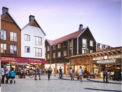Shopping Centre Unit for Rent  |  Brightwells Yard, Farnham, GU9 7NF